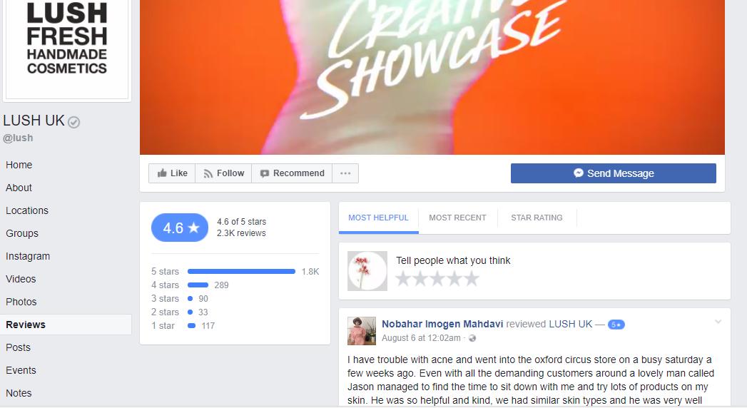 luah-review Facebook上であなたの製品を宣伝する5つの方法