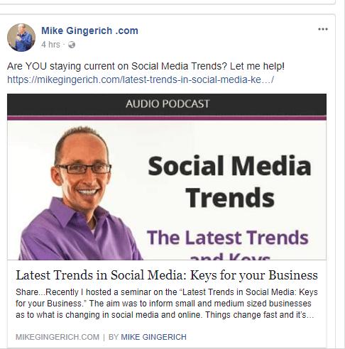 mike-gingerich-1 ソーシャルメディアを使ってブログ投稿を宣伝する方法:マーケティング担当者向けガイド