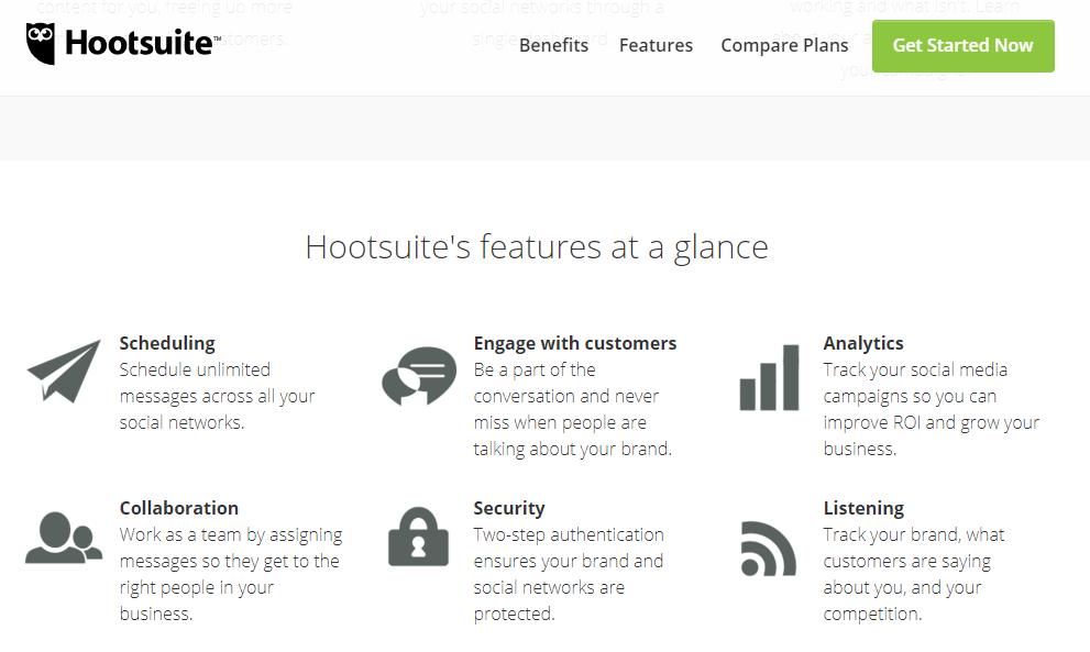 hootsuite 大企業のソーシャルメディア管理の5つのヒント